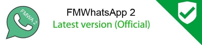 fmwa 2 latest version
