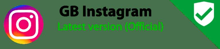 GB Instagram apk latest version