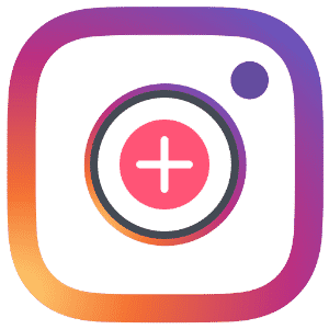 Insta plus apk icon