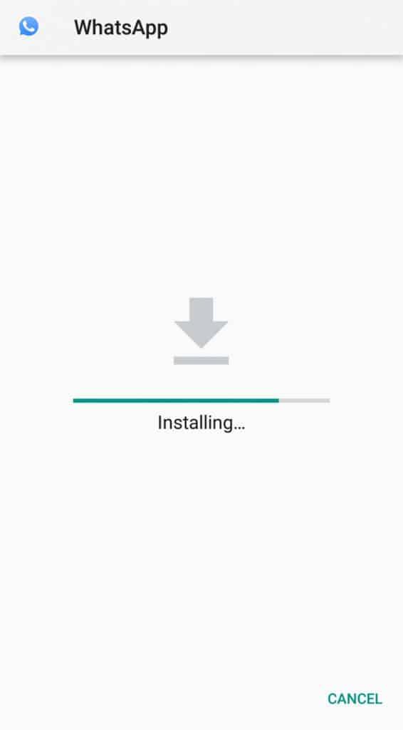 Whatsapp plus Installation image 2