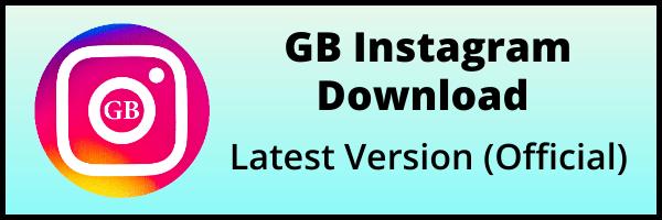 GBInstagram latest version