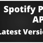 spotify premium latest apk