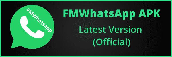 Fmwhatsapp latest version