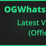 ogwhatsapp latest version