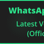 whatsapp plus latest version